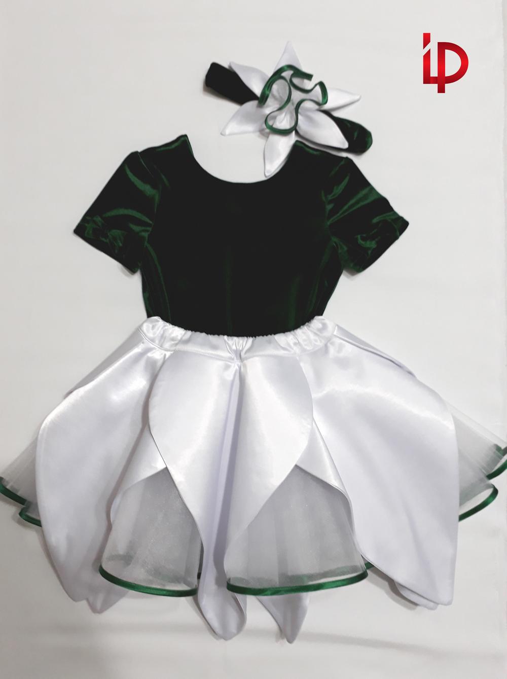 Costum de Ghiocica. Virsta 3-7 ani. Diferite marimi. Realizare la comanda / Chirie.