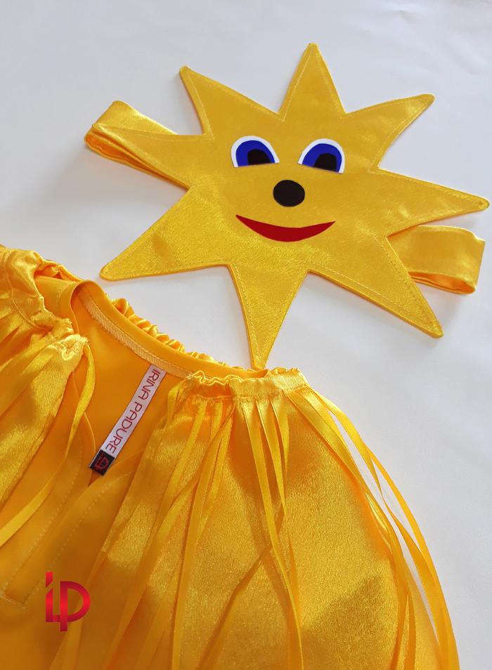 costum de soare irinapadure