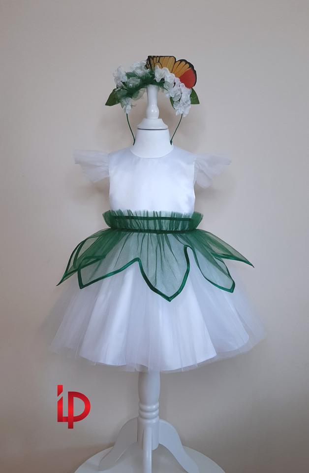 rochie alba marimea 98