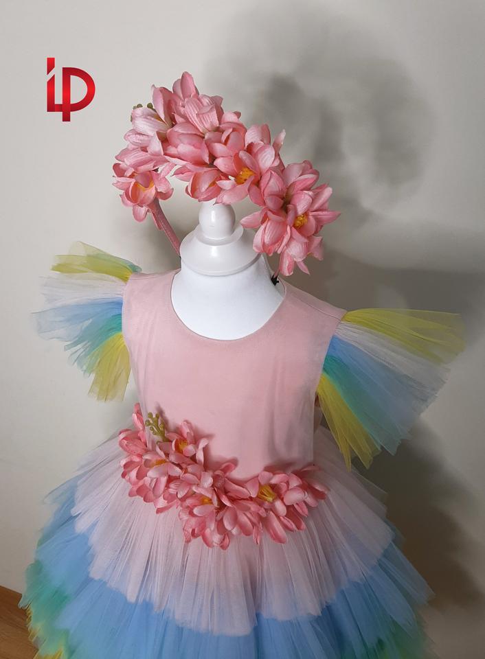 rochie unicorn marime 110